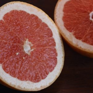 grapefruit, fruit, sweet